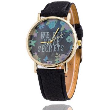 Zegarek secrets czerń Z186CZ